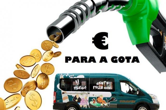 Pânico - Subida dos Combustíveis